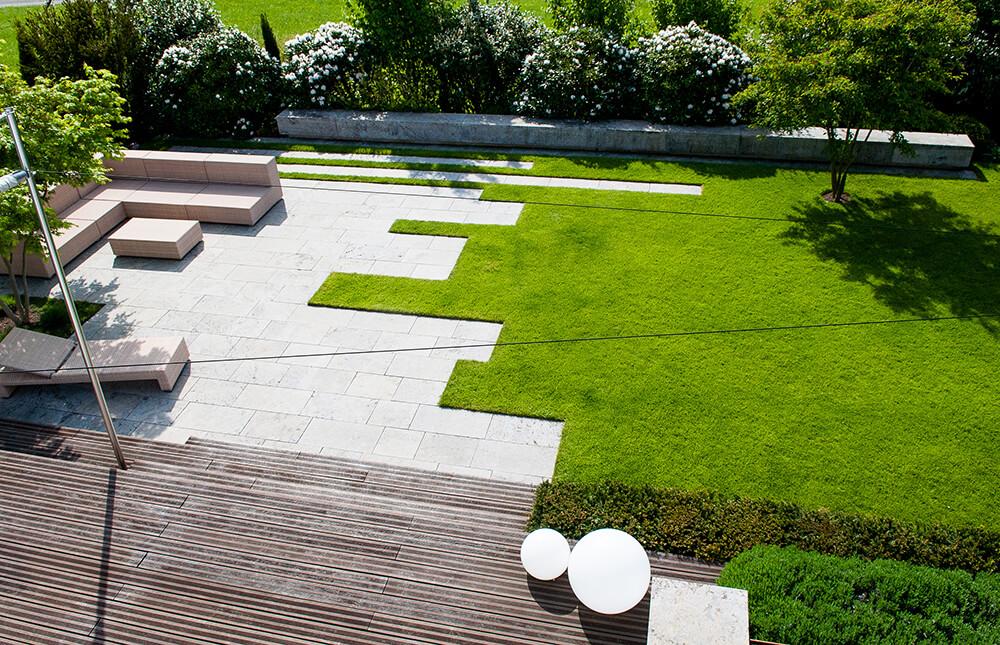 Planung Gestaltung Gewerblicher Außenanlagen